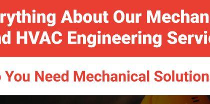 Mechanical and HVAC Engineering