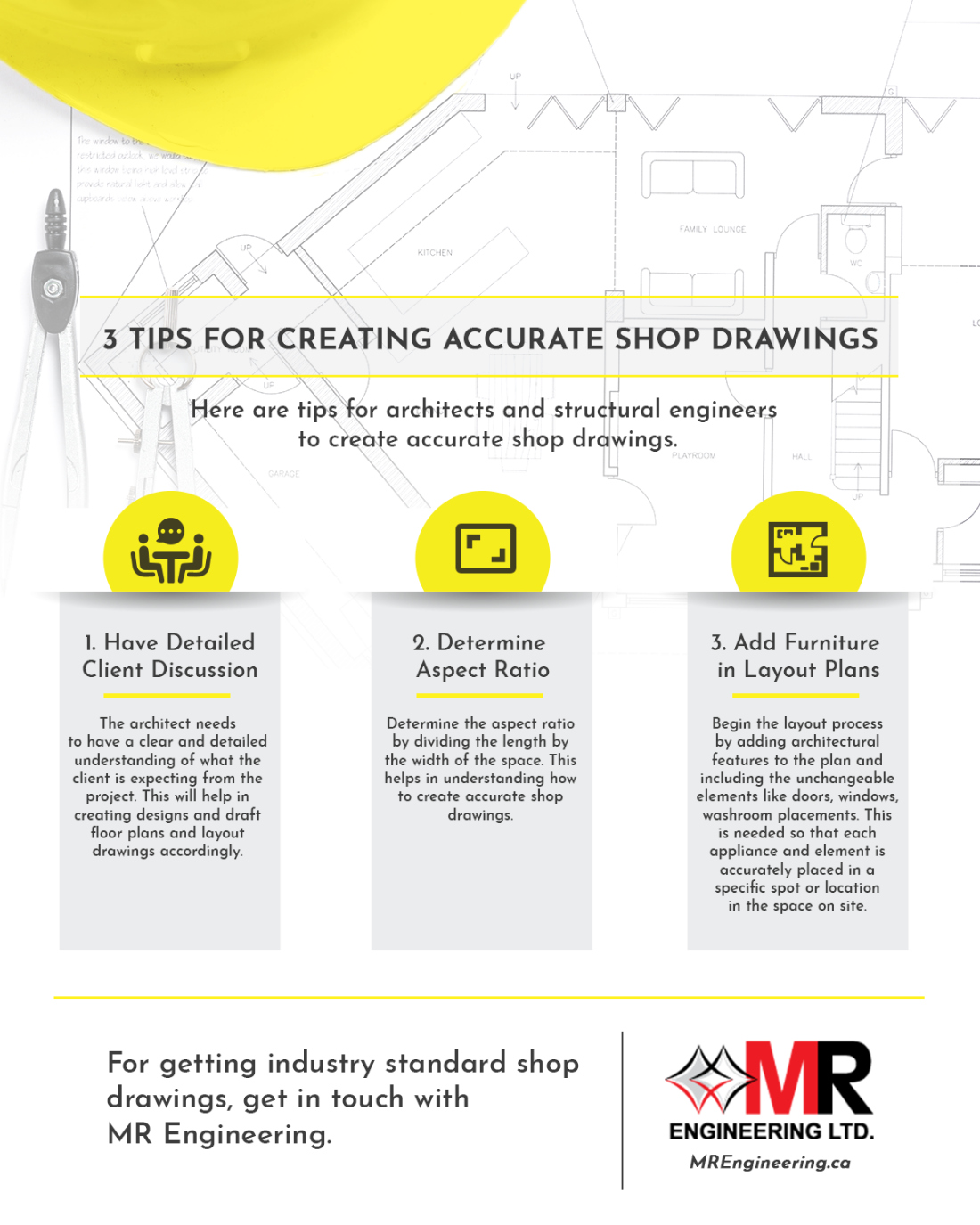 Tips For Creating Accurate Shop Drawings