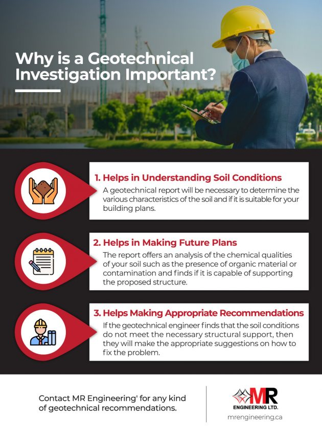 Why is Geotechnical Investigation Important