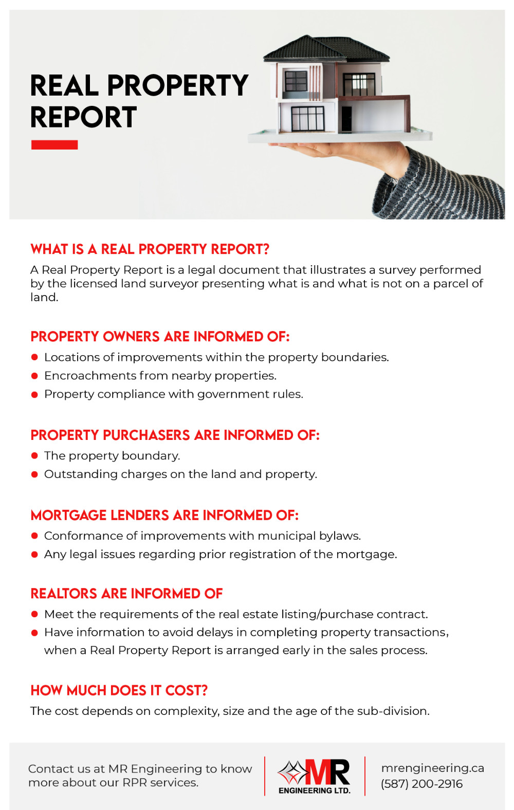 Real Property Report